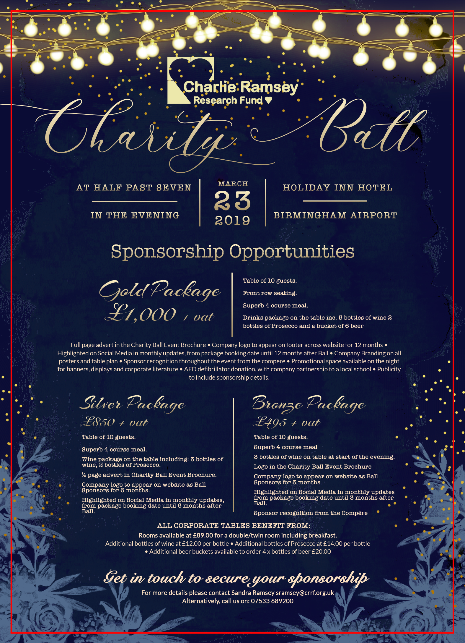 charity ball 2018 invitation
